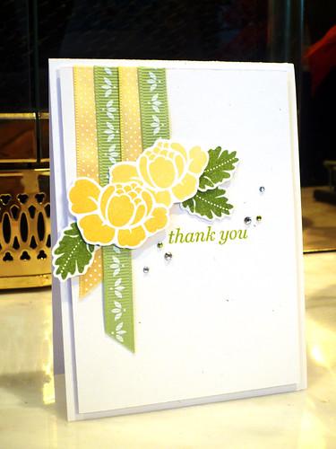 Floral Thanks