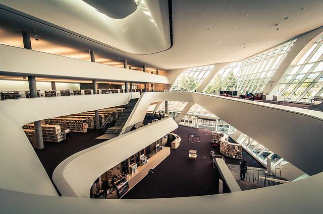 Surrey Central Library
