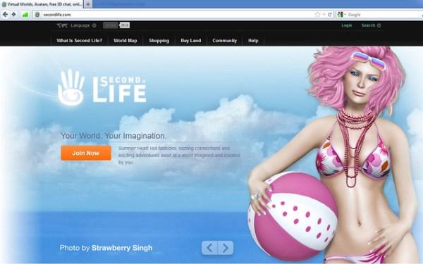 SecondLife.com - Summer Heat
