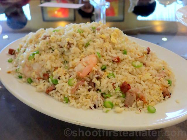 Summer Palace, Edsa Shangri-La- yang chow fried rice