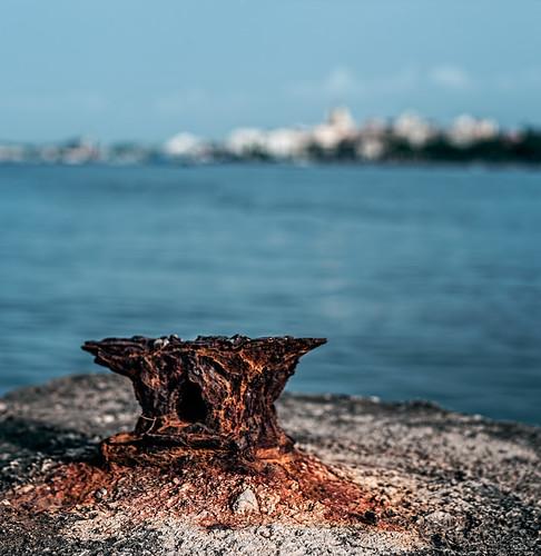 Desenfoque Portuario by Rey Cuba
