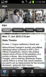 filmfest app