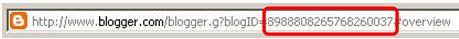 Blogger ID