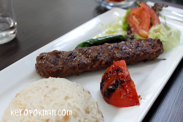 Arkadas Cafe @ Fusionopolis (Turkish Food)
