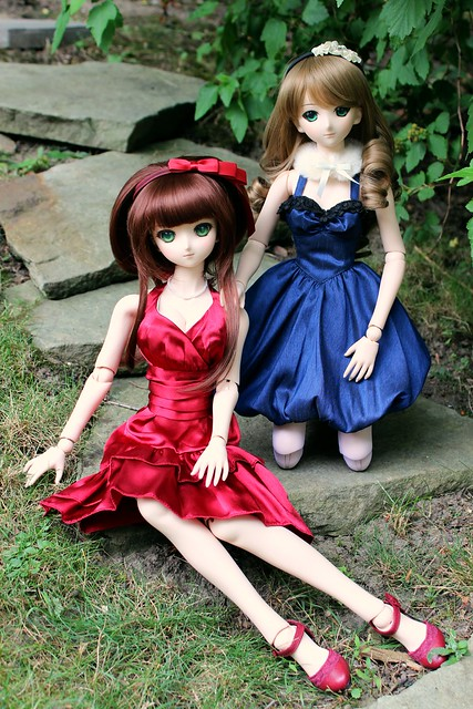 Sidonie & Lily