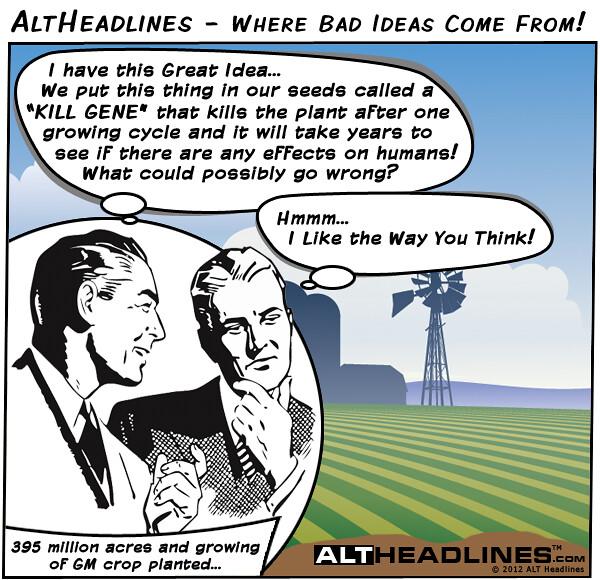 GMO Kill Gene