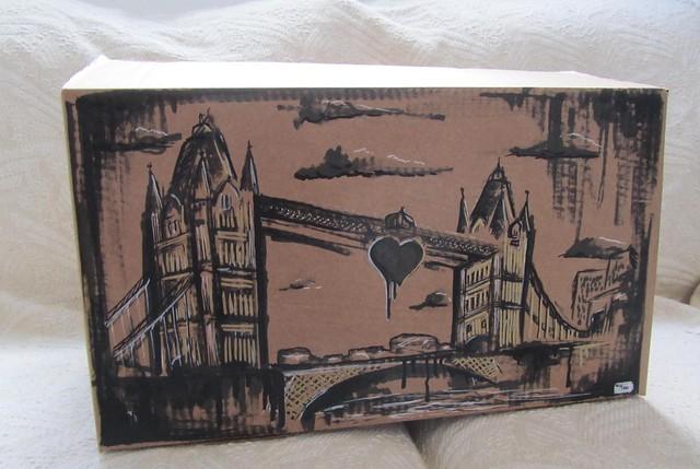 My box, by Adam Brazier of Graffiti Life