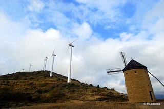 Parque eólico de la Guerinda