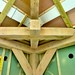 Dragon Tie - Brockwood Park School Pavilions Project