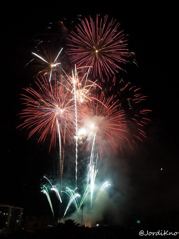 2012.06.24 - Fuegos Artificiales Sant Joan Despí - 2065