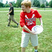 Ben Cross playing ultimate for journalympics_TN