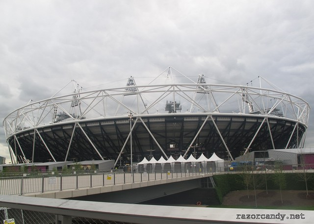 Olympics Stadium - 5th May, 2012 (4)
