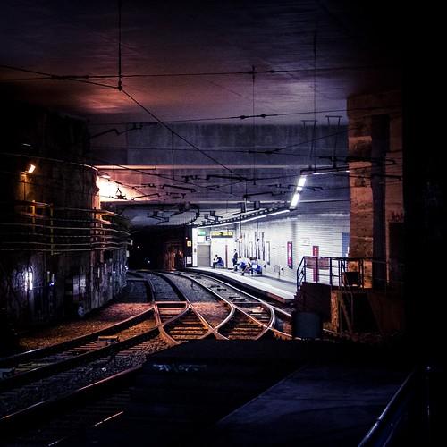 Urban Mythologies : The Cave of Hades (Bruxelles) - Photo : Gilderic