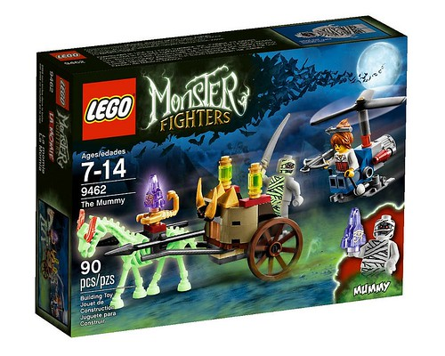 LEGO Monster Fighters photos
