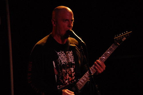 John Gallagher of Dying Fetus