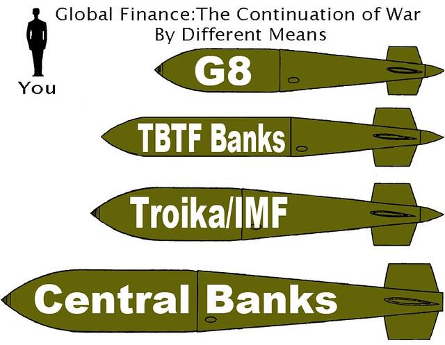 WAR OF FINANCE