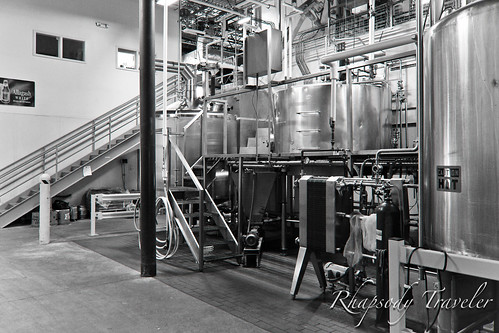 Inside the operation of Allagash