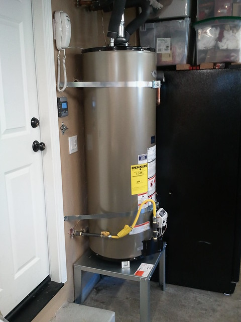 """Water Heater """"After"""""""