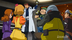 Gundam AGE 4 FX Episode 40 Kio's Resolve, Together with the Gundam Youtube Gundam PH (29)
