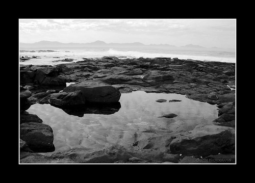 Mossel Bay rocks #2 by EL-CHAIYAI Photography