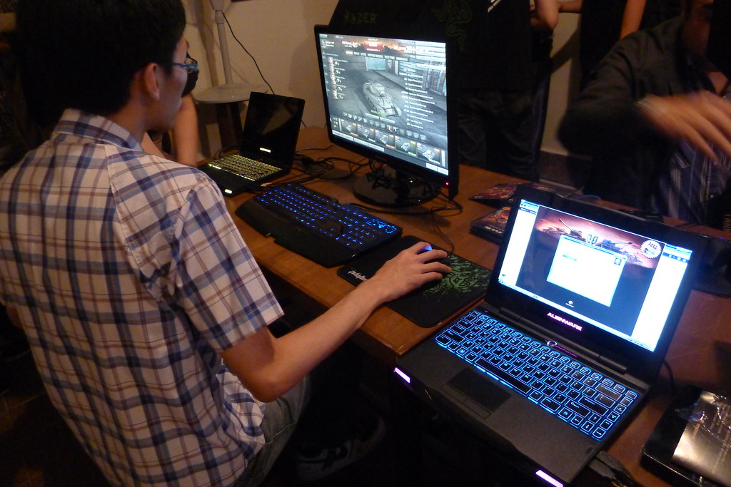 World of Tanks Press Launch Event Report