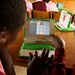 Class 7 Ntugi Primary students learning Memorize at Ntugi Secondary School