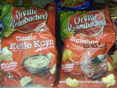Orville Redenbacher's Ready-to-Eat Popcorn