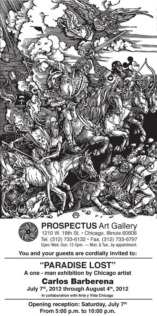 prospectus invitation