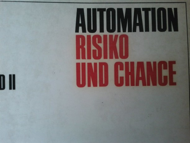 AUTOMATION | RISIKO UND CHANCE