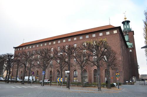 2011.11.11.306 - STOCKHOLM - Norr Mälarstrand - Stockholms stadshus