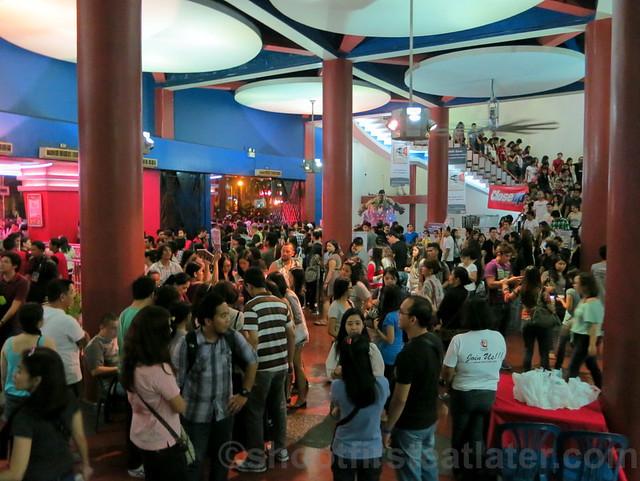 Lifehouse at the Smart Araneta Coliseum-024