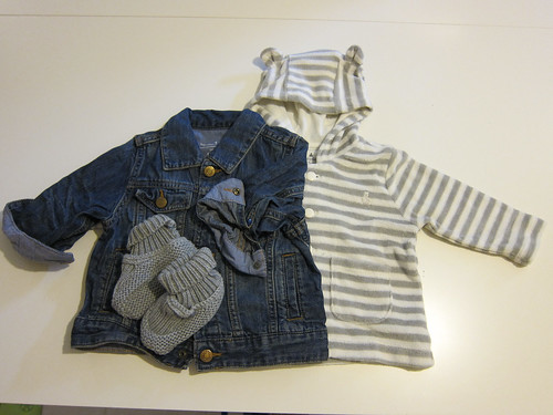 Tiny Jacket/Booties/Hoodie