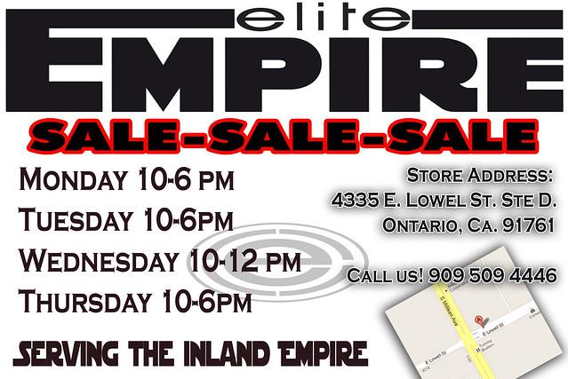 empire sale