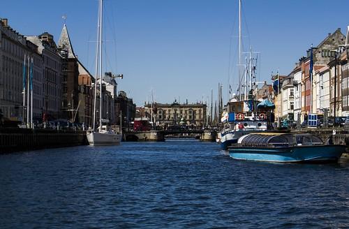 Nellu Mazilu, Nyhavn Canal, Copenhagen, Denmark