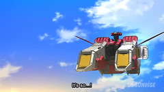 Gundam AGE 3 Episode 30 The Town Becomes A Battlefield Youtube Gundam PH 0049