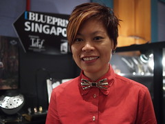 Carrie K, BLUEPRINT Emporium, Suntec City Convention Centre