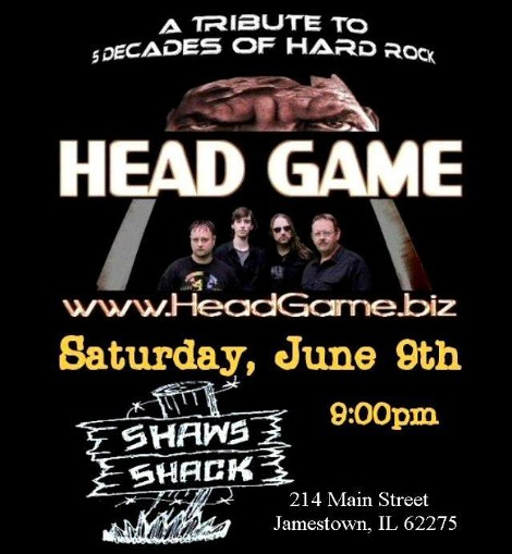 Head Game 6-9-12