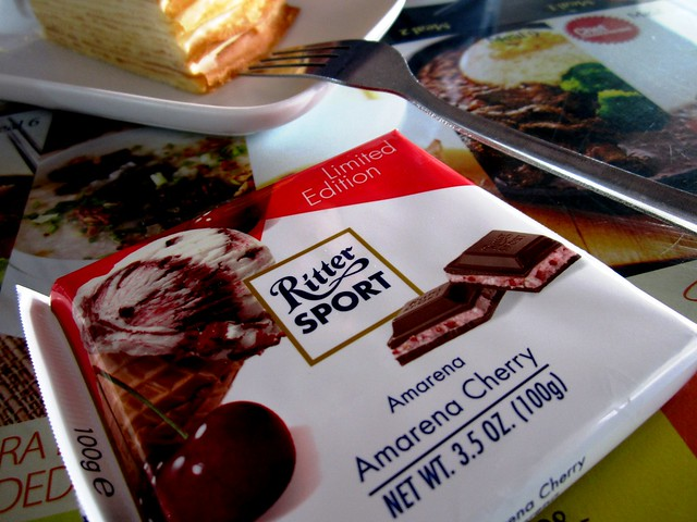 Ritter Sport limited edition