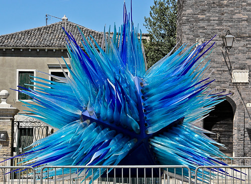 Glass Sculptures, Murano