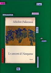 Schichiro Fukazawa, Le canzoni di Narayama, Einaudi 1966. i coralli 133. Copertina