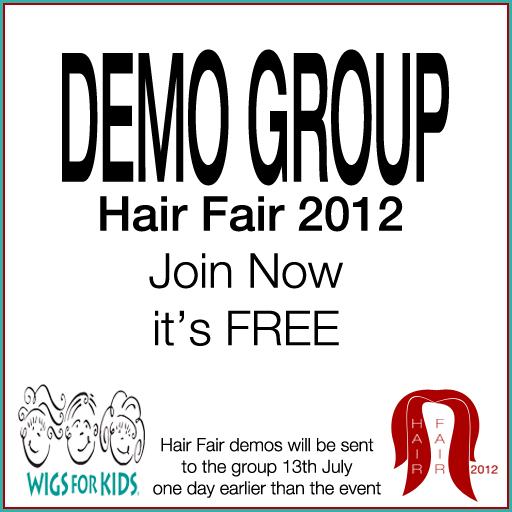 Hair Fair Demo Group