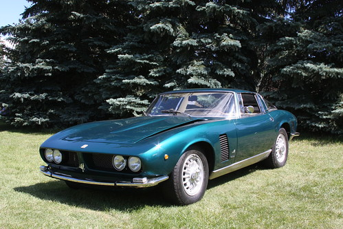 1966 ISO Grifo