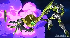 Gundam AGE 4 FX Episode 47 Blue Planet, Lives Ending Youtube Gundam PH (18)