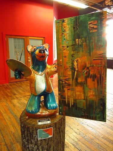 The Artist Bear