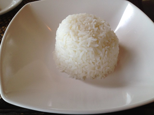 Steamed rice - Thai Lotus