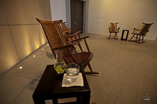 Pre-Massage Reception Area