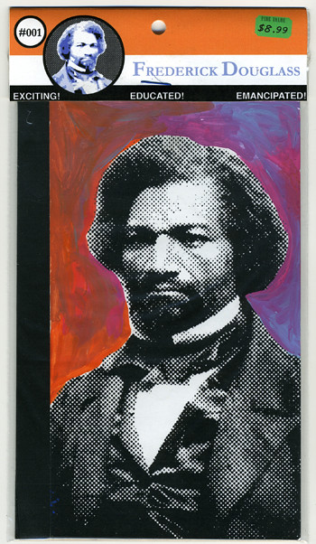 Frederick Douglass Artwork