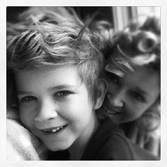 Crazy hair morning #love #children #bw