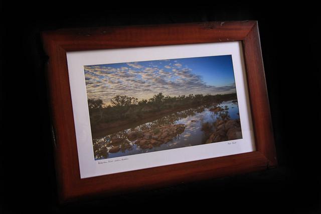 My Photograph of Ashburton river