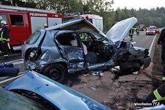 Tödlicher Unfall L3037 Taunus-Wunderland/Seitzenhahn 18.09.12